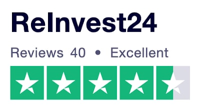 ReInvest24 Trustpilot reviews